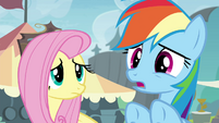 "Rainbow Dash ""what are you willing to trade"" S4E22"