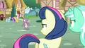 Spike offering to help Lyra and Sweetie Drops S7E15.png