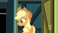 Applejack 'It's not like it's the harvest day parade' S3E4