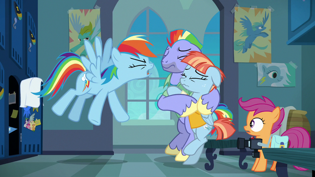 "File:Rainbow Dash ""ridiculous, insignificant thing I do!"" S7E7.png"