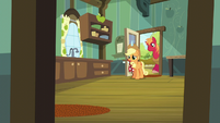 "Applejack ""Sorry, Apple Bloom"" S5E17"