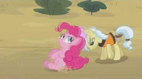 Pinkie's Lament - Danish