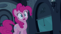 Pinkie Pie seeing something S2E24