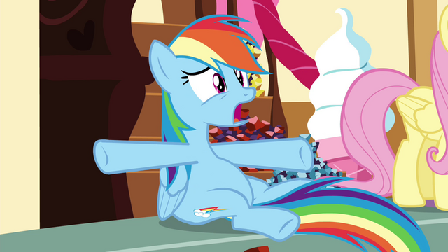 """File:Rainbow """"The secret ingredient is rocks?"""" S4E18.png"""