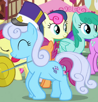 Shoeshine music cutie mark ID S03E04