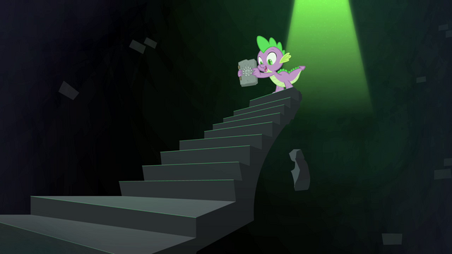 """File:Spike """"And it's covered in spikes, like me"""" S4E23.png"""