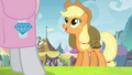 "Applejack ""you're not gonna believe it!"" S4E22.png"