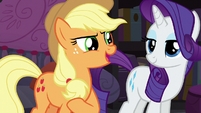 "Applejack ""you bet your boots we will!"" S5E16"