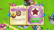 Bowling Pony album page MLP mobile game
