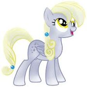 FANMADE Crystal Derpy