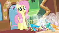 "Fluttershy ""had to rescue Seabreeze"" S4E16"