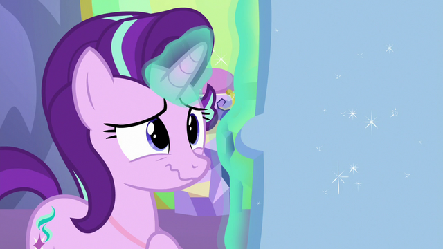 File:Starlight touched by Twilight's present S7E1.png