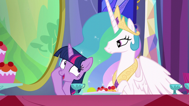 "File:Twilight ""don't know where she would've learned that"" S6E6.png"