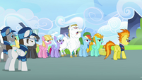 Pegasi 'Yes ma'am' S3E07
