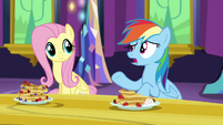 "Rainbow Dash ""who does that?"" S5E3"