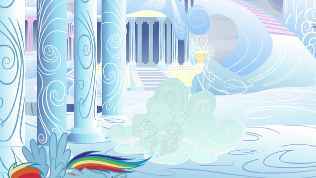 File:Rainbow escapes from the cloud S5E5.png