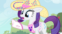 Rarity 'I'll never get him interested in the festival' S4E13
