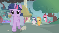 Twilight and others set off S01E07