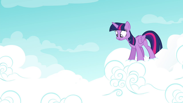 File:Twilight sees Rainbow fall from the cloud S4E21.png