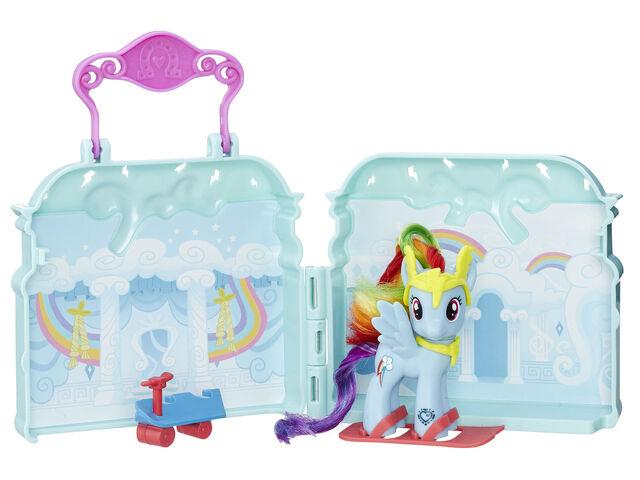 File:Explore Equestria Rainbow Dash Cloudominium Playset open.jpg