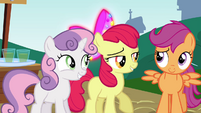 "Apple Bloom ""we have arrived"" S4E15"