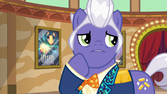 """File:Gladmane """"if they ever did work together"""" S6E20.png"""