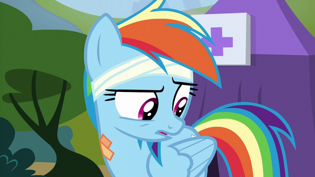 File:Rainbow Dash in pleasant surprise S6E7.png