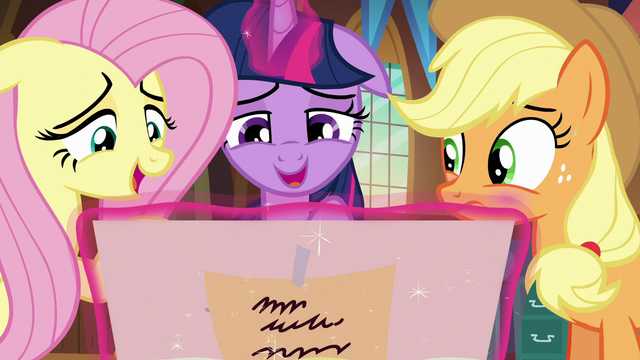 File:Twilight and Fluttershy gush from the cuteness S5E19.png