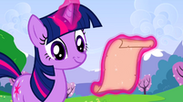Twilight in charge S2E25