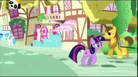 My Little Pony - Morning in Ponyville (European Portuguese)
