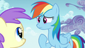 Rainbow Dash thinking of another excuse S7E14.png