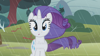 Rarity clueless look S1E8
