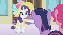 Rarity what I mean S2E9