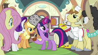 Twilight's deduction S2E24