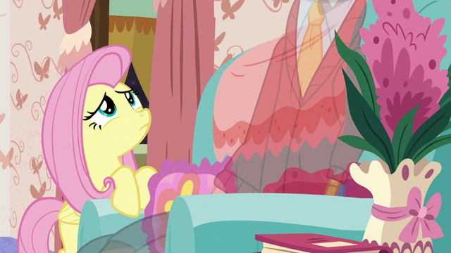File:Fluttershy very worried about Discord S7E12.png