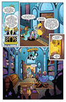 Legends of Magic issue 1 page 1