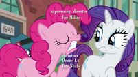 """Pinkie Pie emphasizes on the D in """"PSSSD"""" S6E3"""