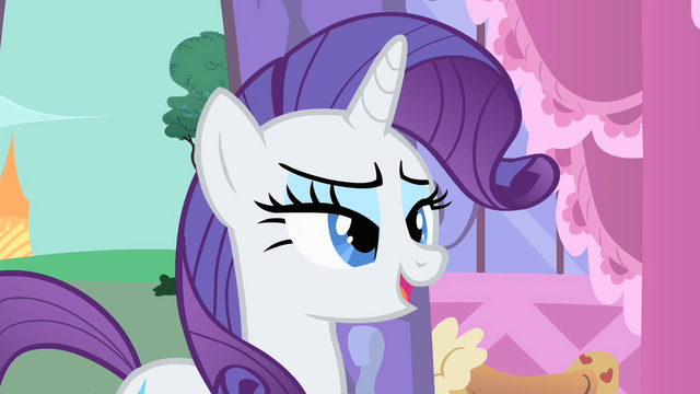 File:Rarity I knew you'd be perfect S1E20.png