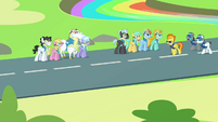 Spitfire 'Today you will all be participating in a flag hunt' S3E07
