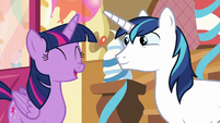 "Twilight ""just like old times"" S5E19"