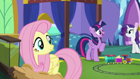 "Twilight ""when he was a colt as a surprise!"" S5E19"