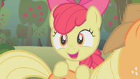 Apple Bloom excited S01E12