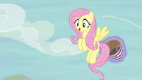 Fluttershy starts to have fun again S6E18