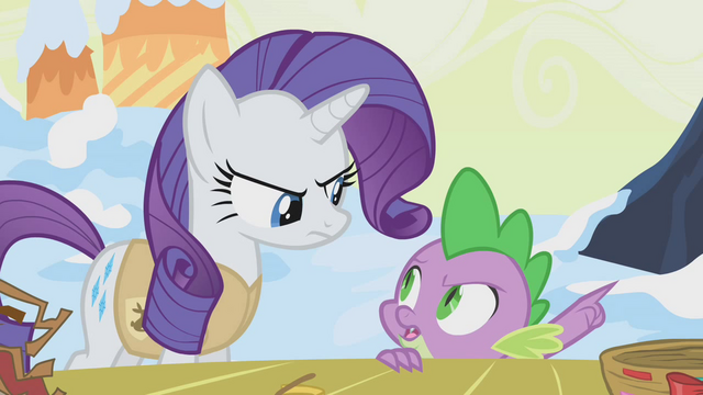"""File:Spike """"That nest needs to be condemned"""" S1E11.png"""
