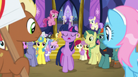 "Twilight ""stop actin' like somethin's wrong"" S7E14"