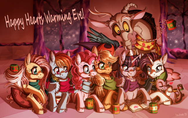 File:FANMADE Happy hearts warming eve 2014 by inuhoshi to darkpen.png