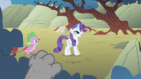 Rarity I spy cuteness S1E19