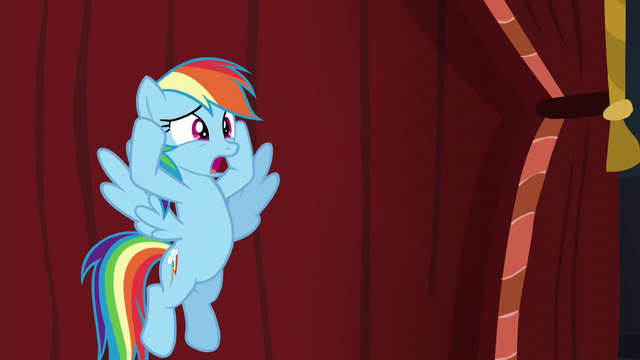 "File:Rainbow ""I didn't send a letter that I didn't send?"" S5E15.png"