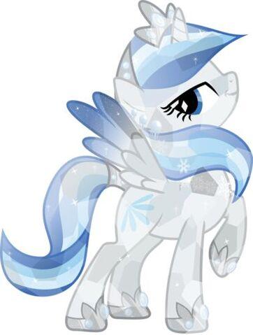 File:FANMADE MudPaw Crystal Pony OC.jpg