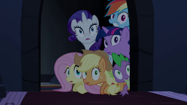 File:Main ponies find the Pony of Shadows S4E03.png